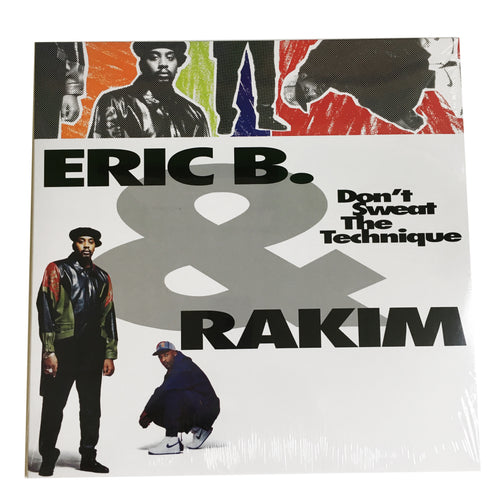 Eric B & Rakim: Don't Sweat the Technique 12