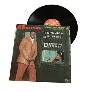 "D Train: You're the One for Me 12"" (used)"