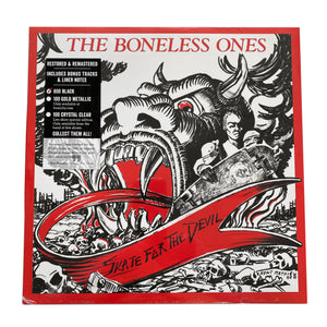 The Boneless Ones: Skate For The Devil 12""