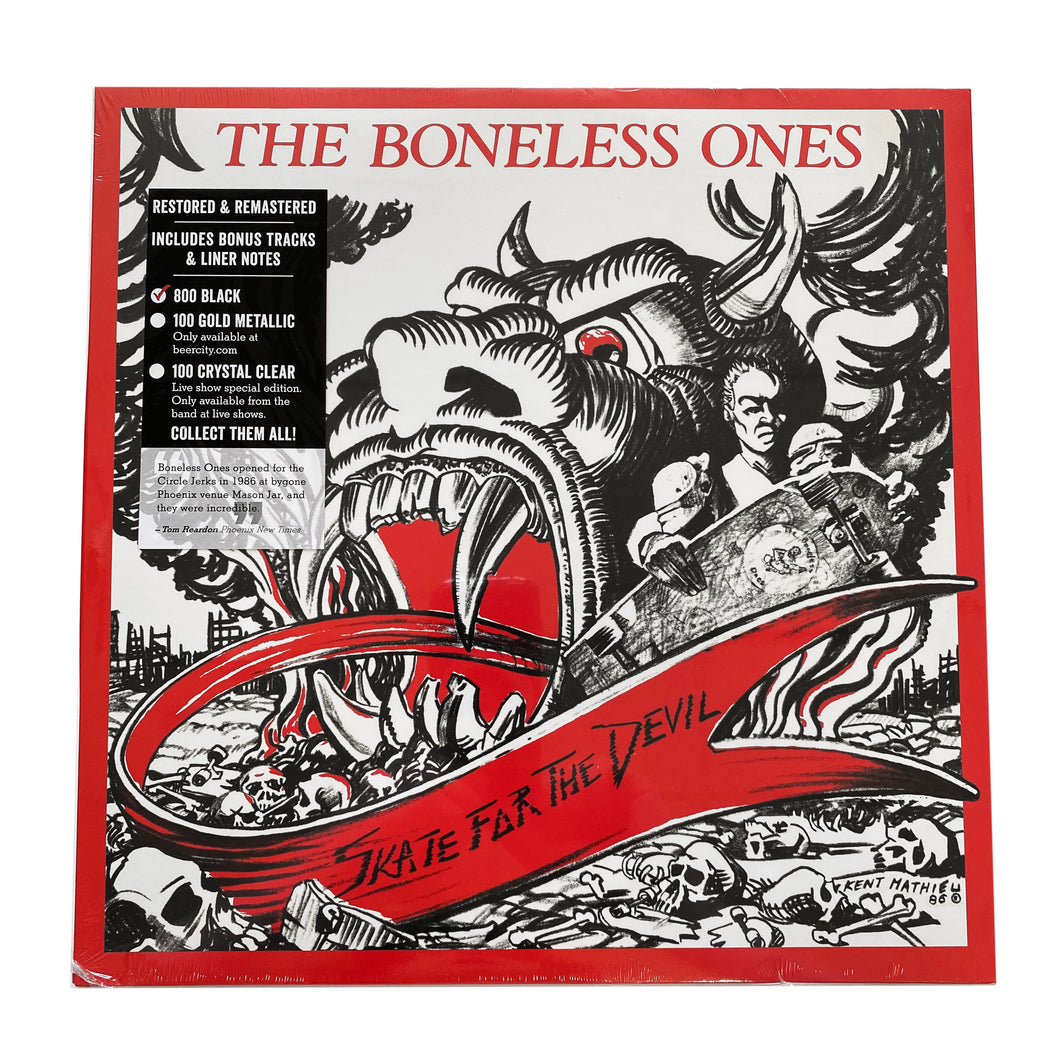 The Boneless Ones: Skate For The Devil 12