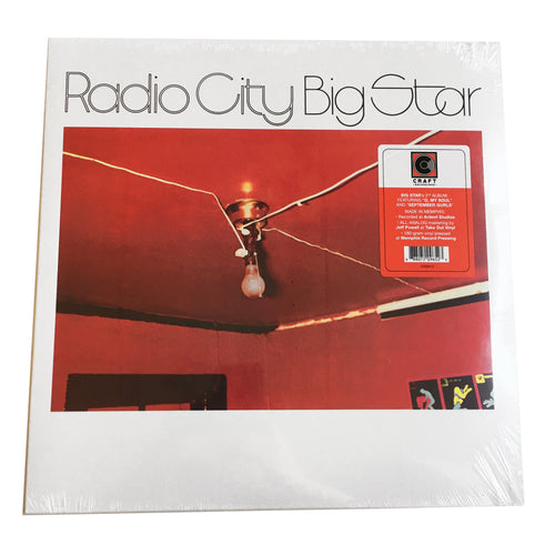 Big Star: Radio City 12