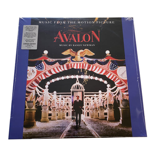 Randy Newman: Avalon OST 12