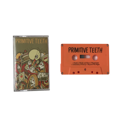 Primitive Teeth: S/T cassette