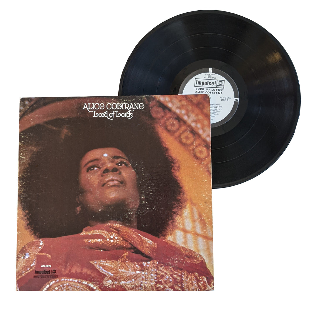 Alice Coltrane: Lord of Lords 12