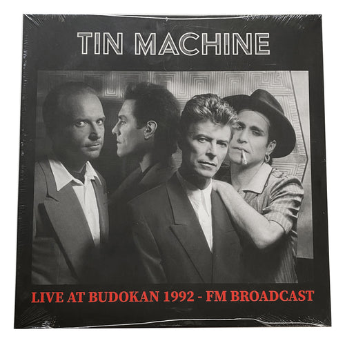 Tin Machine: Live At Budokan 1992 12