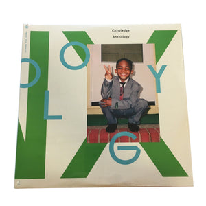 Knxwledge: Anthology 12""