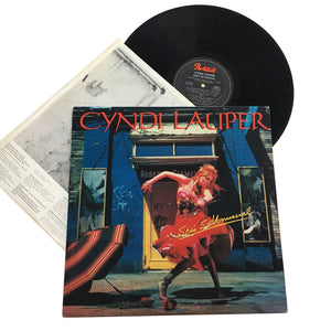 "Cyndi Lauper: She's So Usual 12"" (used)"