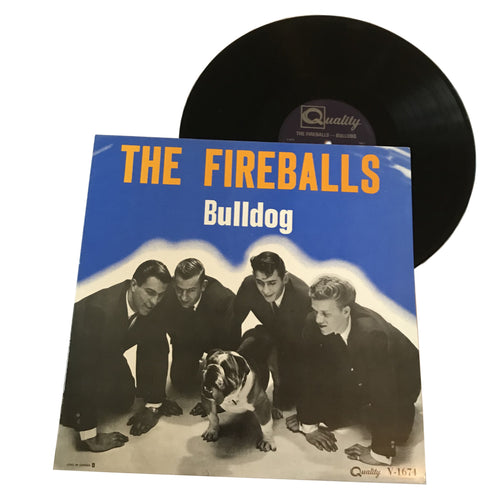 The Fireballs: Bulldog 12