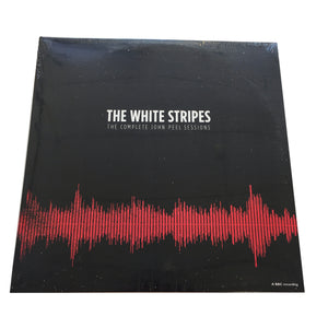 The White Stripes: The Complete Peel Sessions 12""