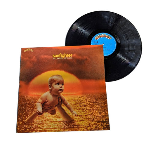 Paul Kantner/Grace Slick: Sunfighter 12