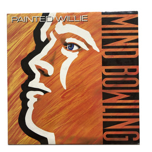 "Painted Willie: Mind Bowling 12"" (sealed 1986 dead stock)"