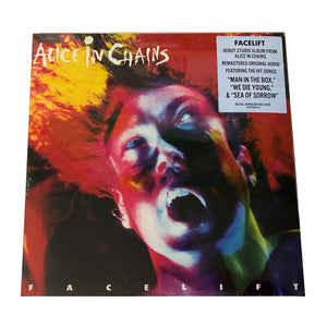 Alice In Chains: Facelift 12""