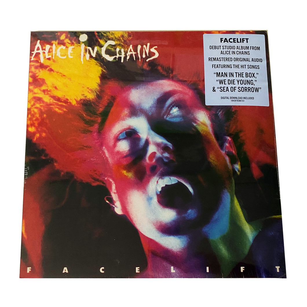 Alice In Chains: Facelift 12