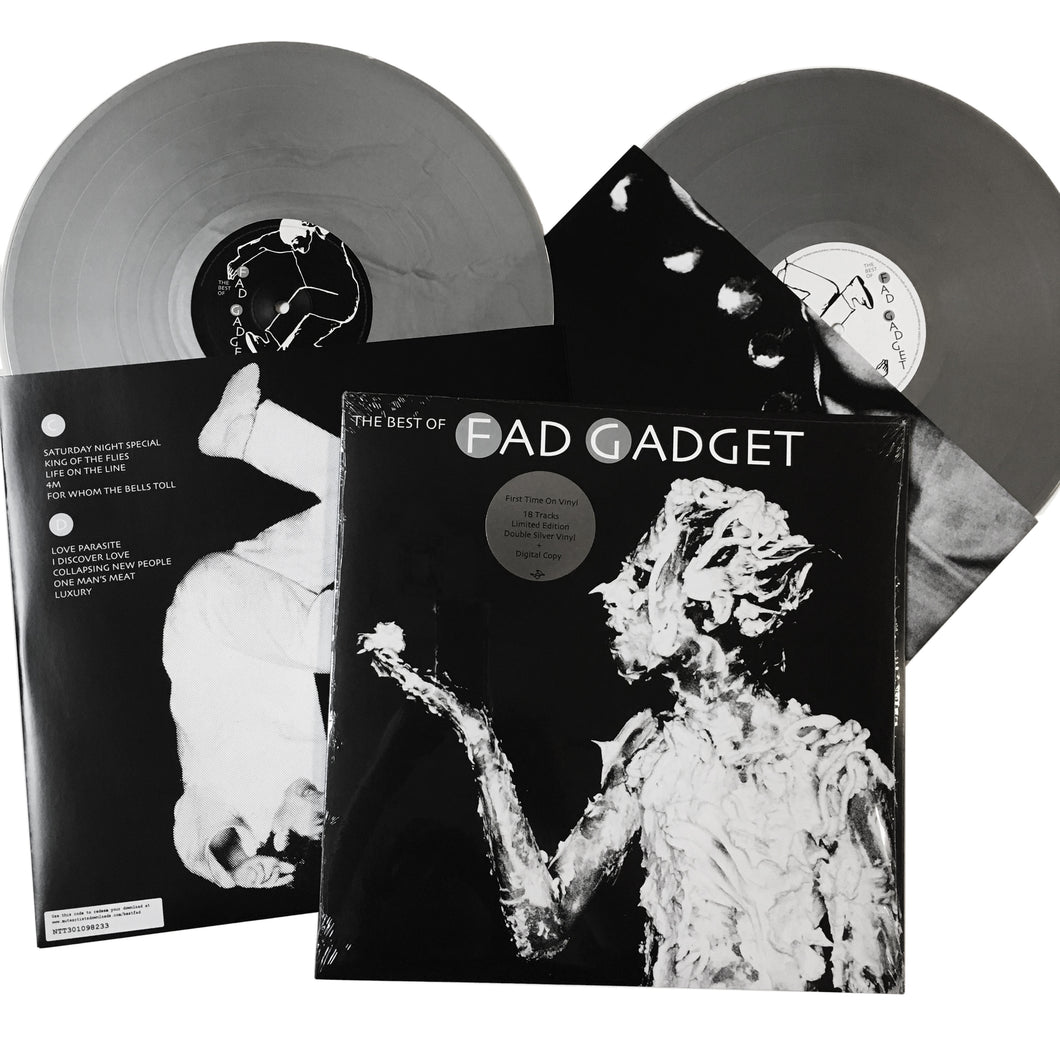 Fad Gadget: The Best of Fad Gadget 12
