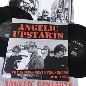 Angelic Upstarts: Independent Punk Singles 12""