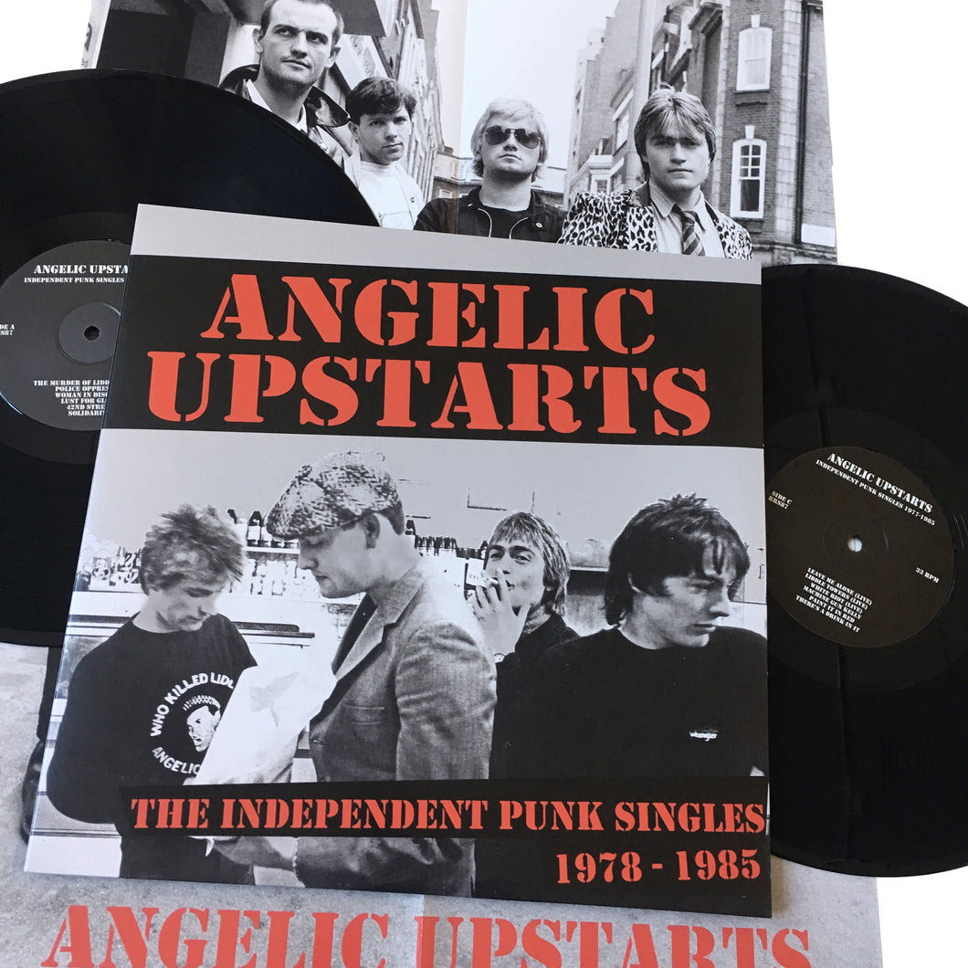 Angelic Upstarts: Independent Punk Singles 12