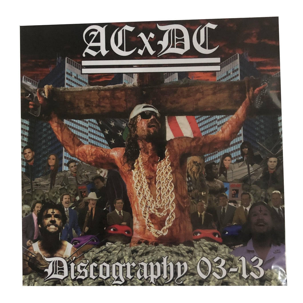 ACxDC: Discography 12