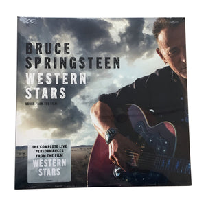 Bruce Springsteen: Western Stars OST 12""