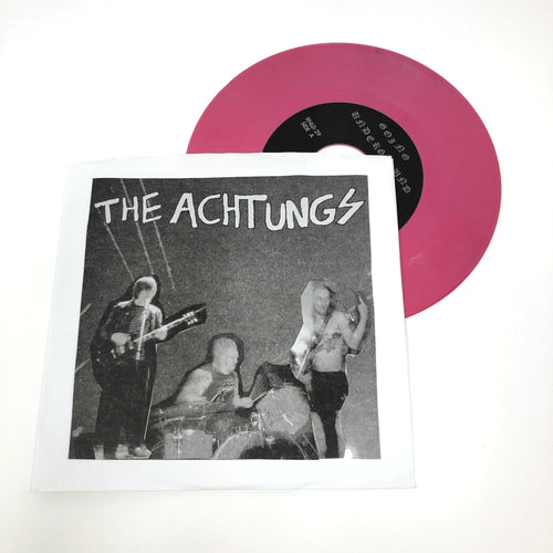 The Achtungs: S/T 7