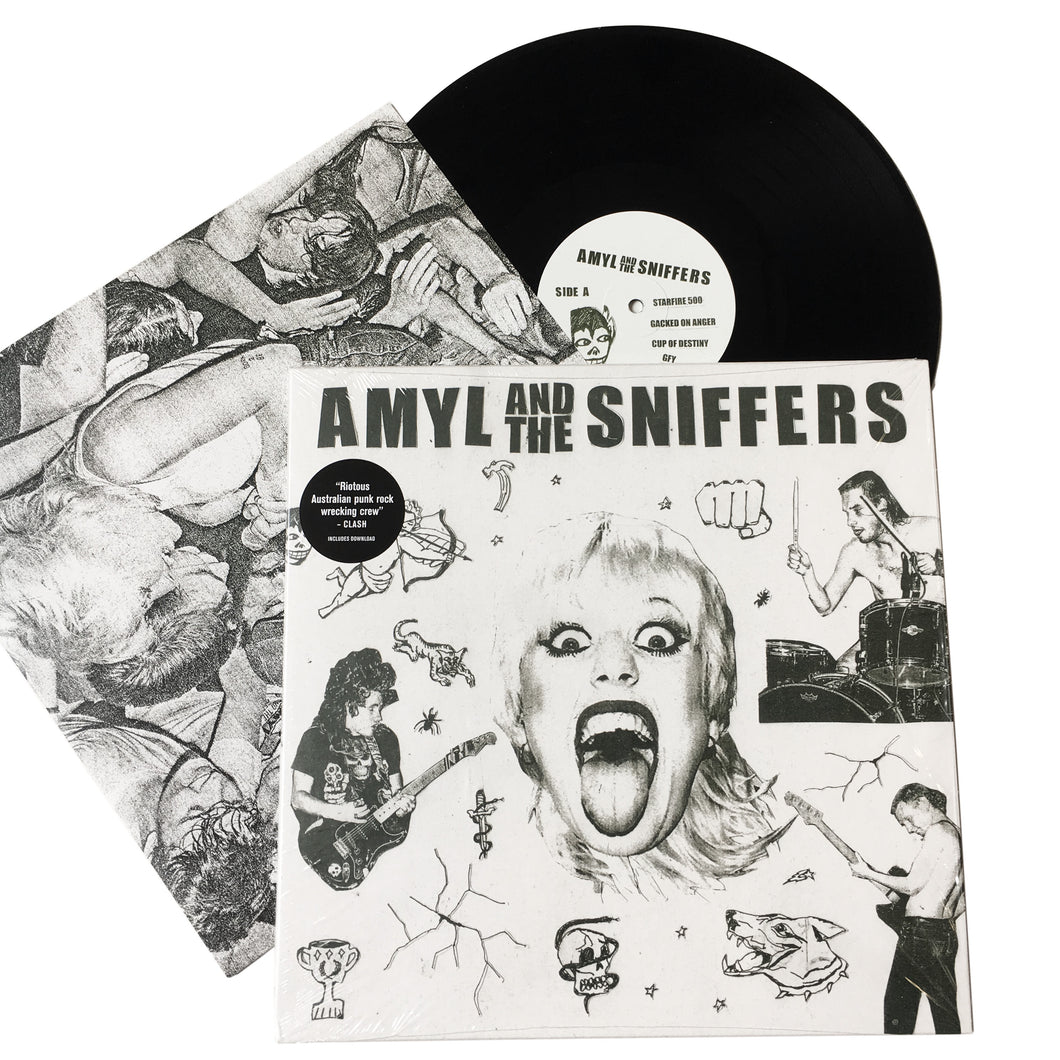Amyl & the Sniffers: S/T 12