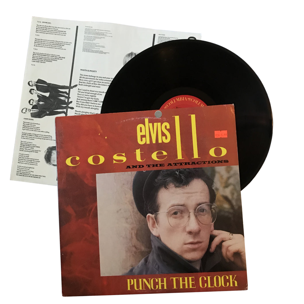 Elvis Costello and The Attractions: Punch the Clock 12
