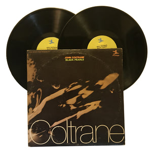 "John Coltrane: Black Pearls 12"" (used)"