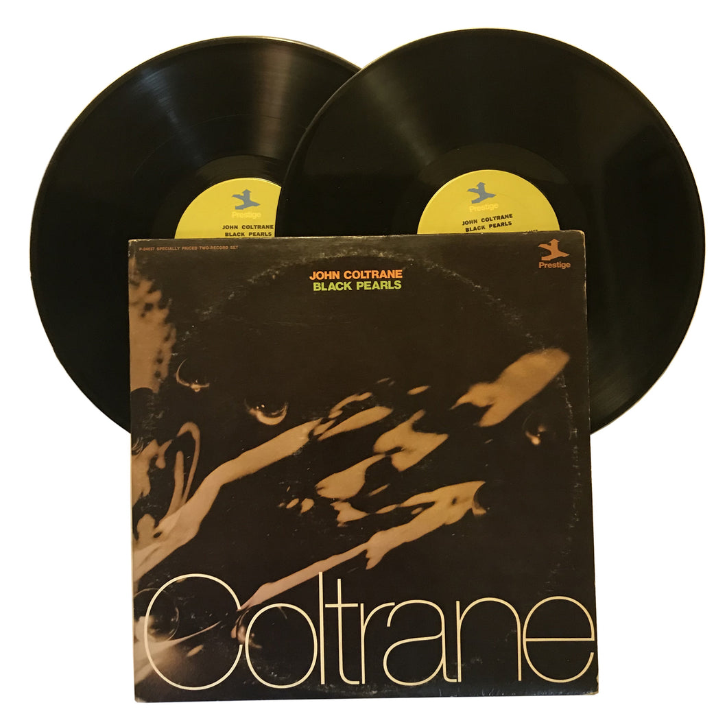 John Coltrane: Black Pearls 12