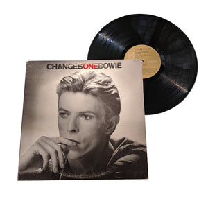 "David Bowie: Changes One 12"" (used)"