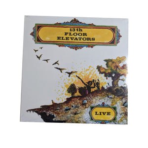 "13th Floor Elevators: Live 12"" (new)"