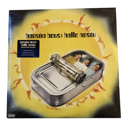 Beastie Boys: Hello Nasty 12
