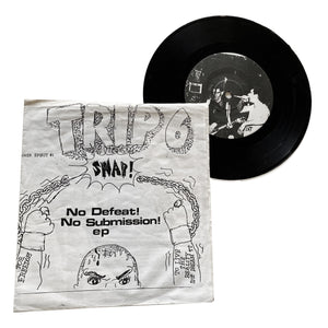 "Trip 6: No Defeat! No Submission! 7"" (used)"