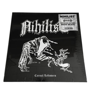 Nihilist: Carnal Leftovers 12""