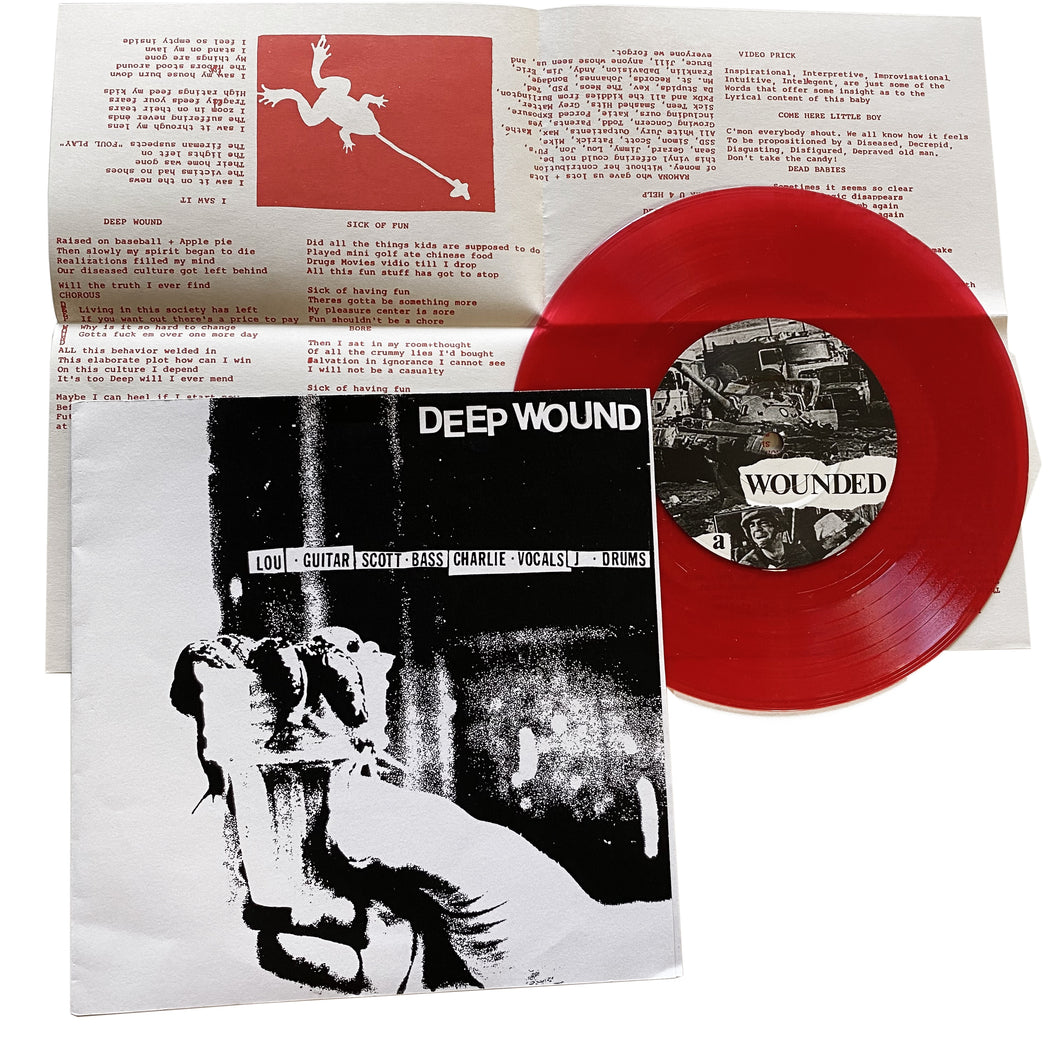 Deep Wound: S/T 7
