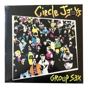 Circle Jerks: Group Sex 12""