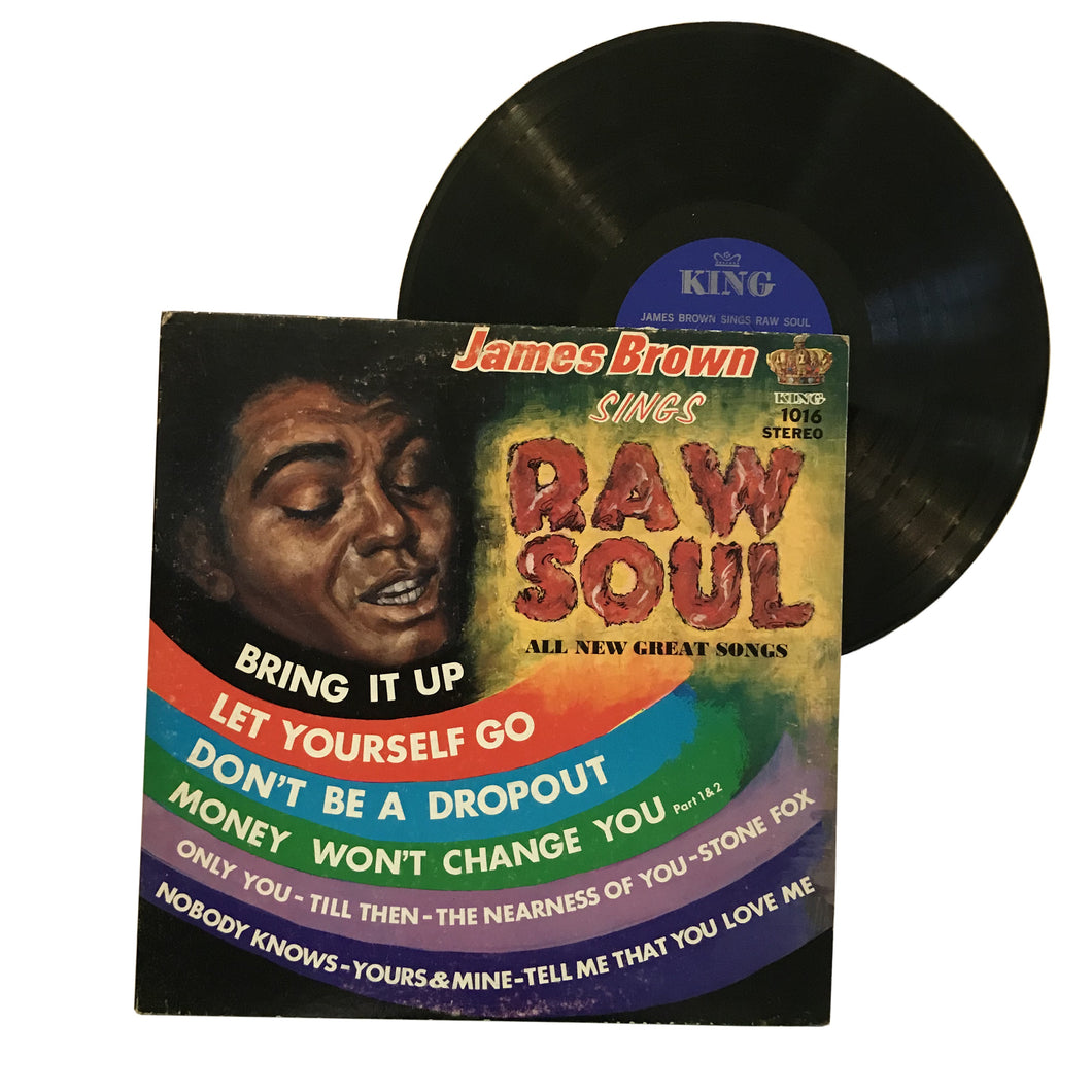 James Brown: Raw Soul 12