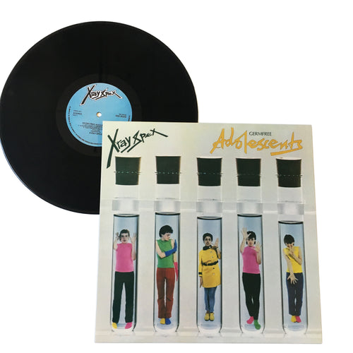 X-Ray Spex: Germfree Adolescents 12''