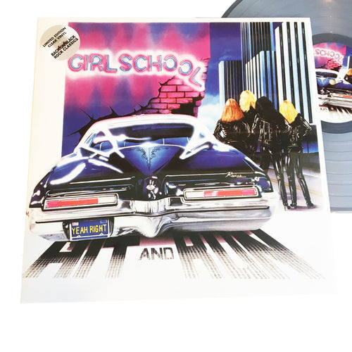 Girlschool: Hit and Run 12