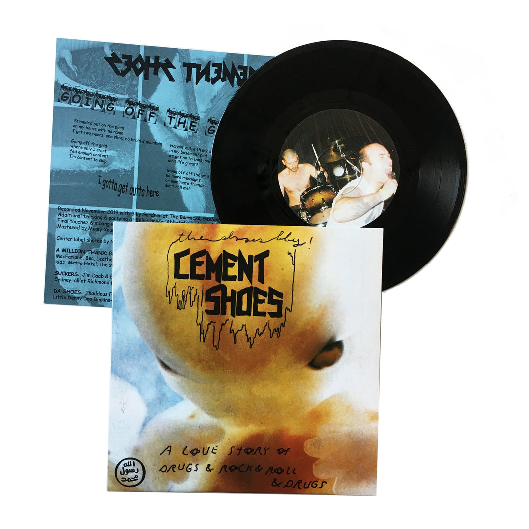 Cement Shoes: A Love Story Of Drugs & Rock & Roll & Drugs 7
