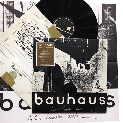 Bauhaus: Bela Session 12
