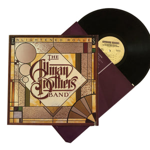 "Allman Brothers Band: Enlightened Rogues 12"" (used)"