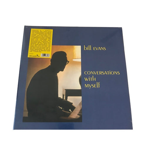 Bill Evans: Conversations With Myself 12