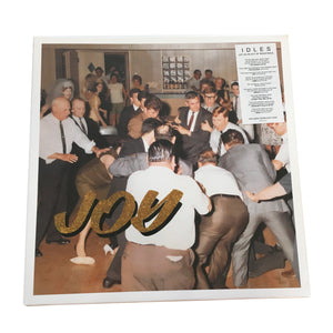 Idles: Joy As an Act of Resistance 12""