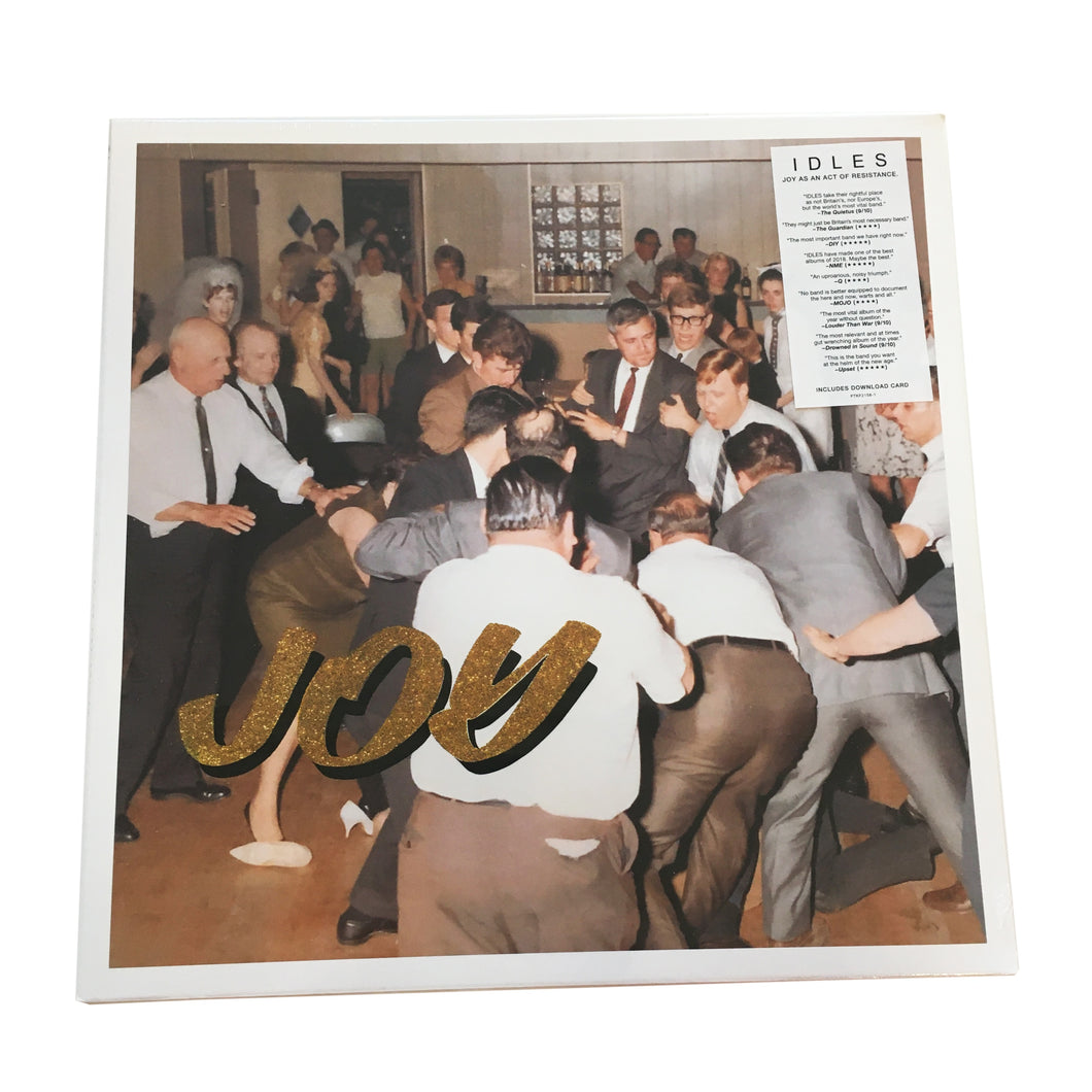 Idles: Joy As an Act of Resistance 12