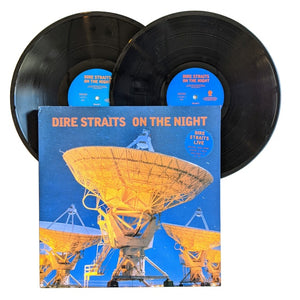 "Dire Straits: On The Night 2x12"" (used)"