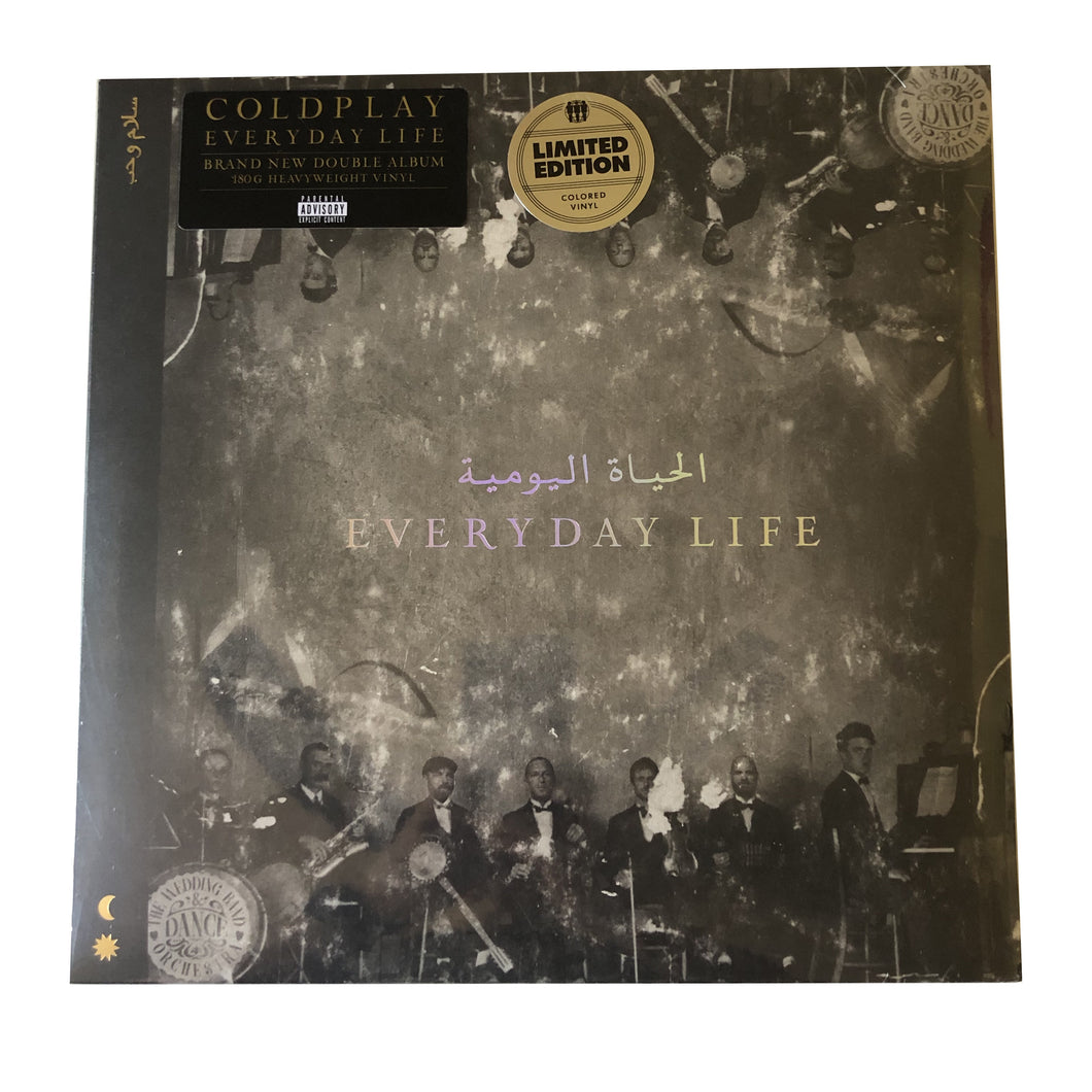 Coldplay: Everyday Life 12