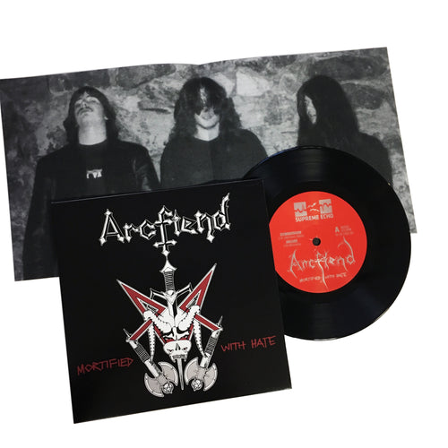 Arcfiend: Mortified With Hate 7