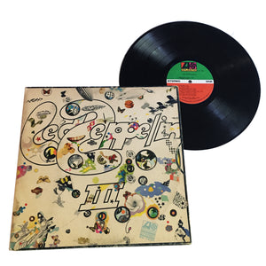 "Led Zeppelin: III 12"" (used)"