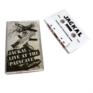 Jackal: Live at The Paincave cassette