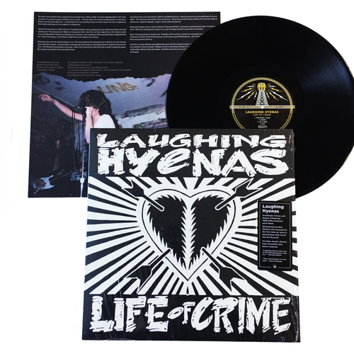 Laughing Hyenas: Life of Crime 12