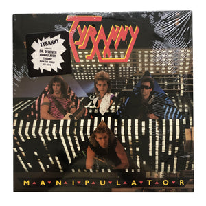 "Tyranny: Manipulator 12"" (sealed 1987 dead stock)"